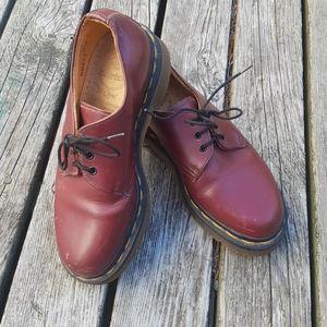 ♡ Vintage Dr. Martens Oxblood classic shoes